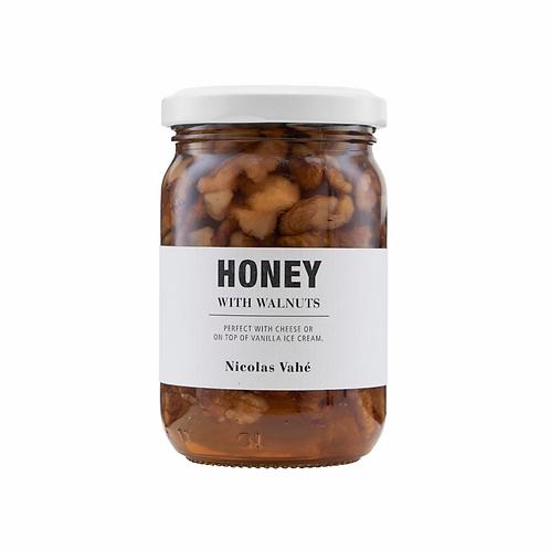 Honey with Walnuts