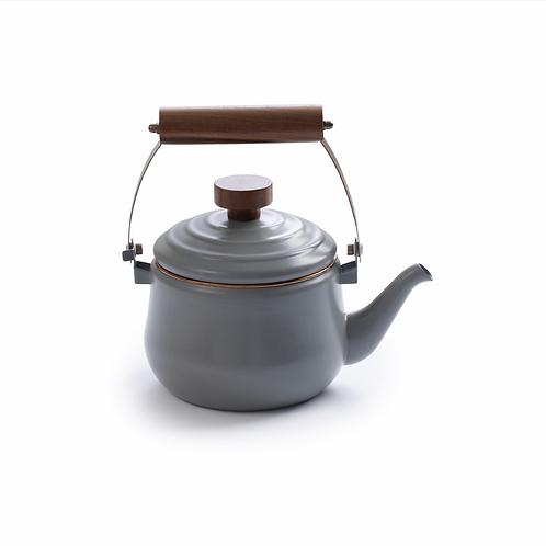 Enamel Teapot