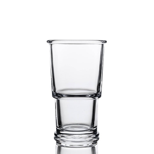 Ring Wine Glass -Clear