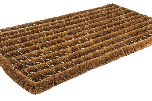18'' x 42'' Rectangle Wire Brush Doormat