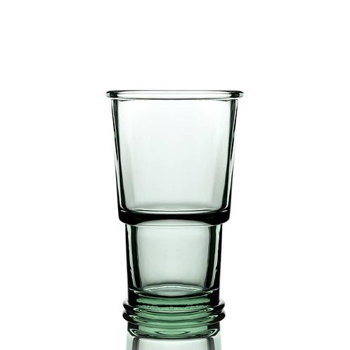 Ring Wine Glass - Green