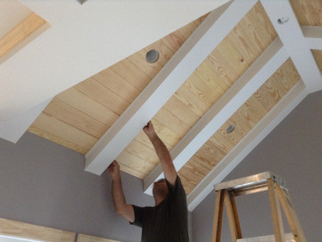 Craftsman ceiling