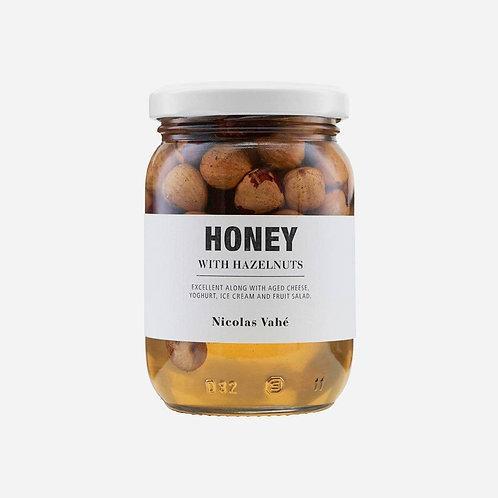 Honey with Hazelnut