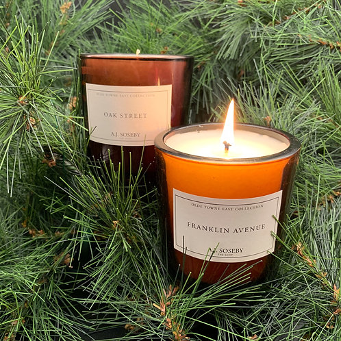 Olde Towne East Candle Collection - Franklin Avenue
