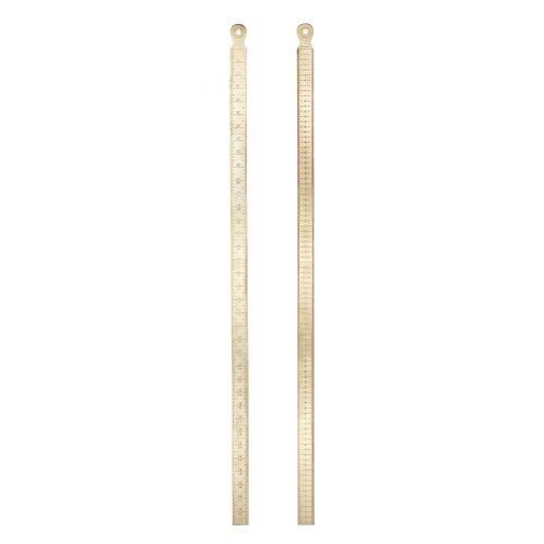 Brass Studio Yardstick