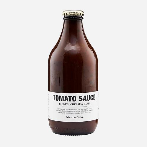 Tomato Sauce Ricotta Cheese & Basil