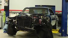 Rebuilding a car