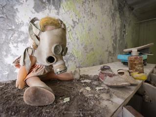 Carnet de route : La zone de Tchernobyl