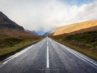 Carnet de Route : L'Ecosse