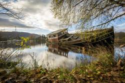 Loch Ness / Ecosse