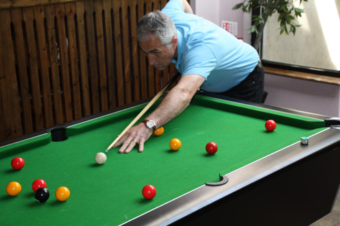 Interprovincial Pool Competition, Cookstown, June 2018