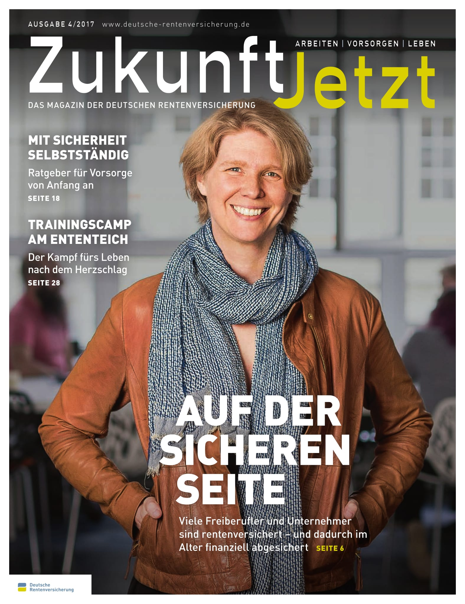Zukunft Jetzt-Deutsche Rentenversich