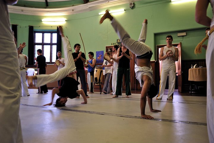 Abolicao Synergy Capoeira roda, Camberwell, South London 05