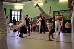 Abolicao Synergy Capoeira roda, Camberwell, South London 05