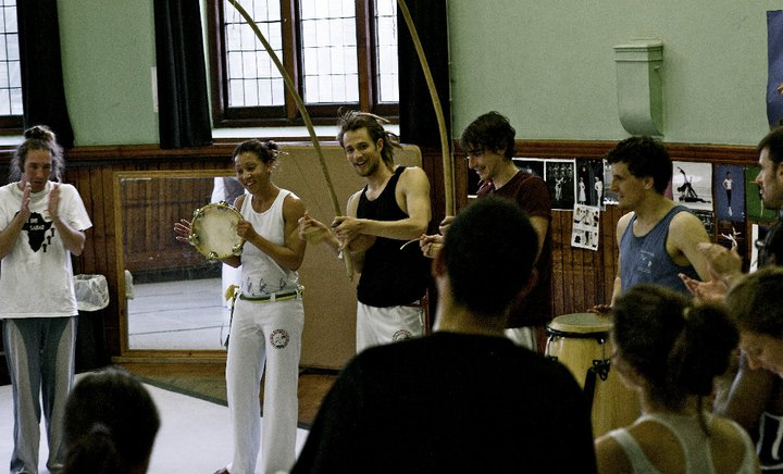 Abolicao Synergy Capoeira roda, Camberwell, South London 06