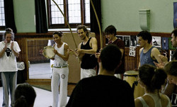 Abolicao Synergy Capoeira roda, Camberwell, South London 06