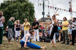 Capoeira Abolicao Synergy, Camberwell Fair 83.jpg