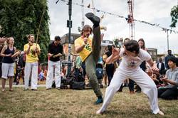 Capoeira Abolicao Synergy, Camberwell Fair 86.jpg
