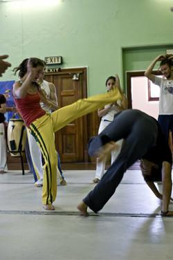 Abolicao Synergy Capoeira roda, Camberwell, South London 04