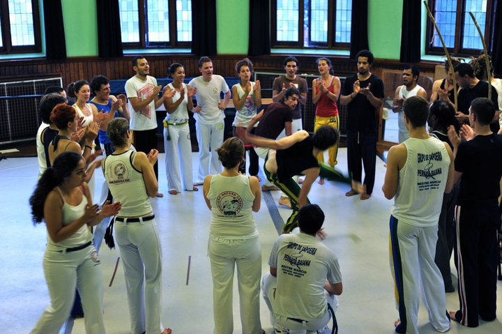 Abolicao Synergy Capoeira roda, Camberwell, South London 03