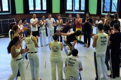 Abolicao Synergy Capoeira roda, Camberwell, South London 03