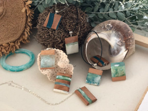 New jewellery artisan creates collections that connects you with the natural elements of  Australian