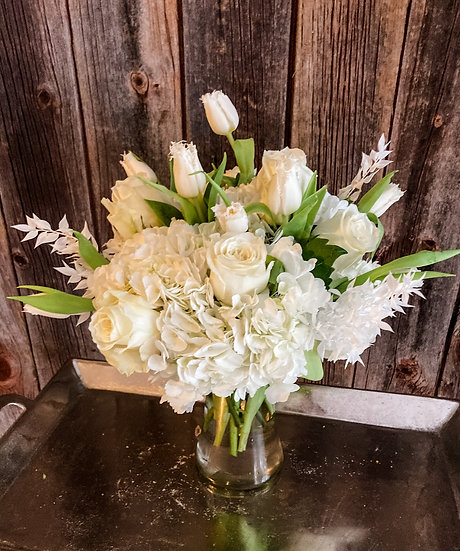 Classic White Blooms