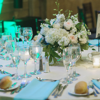 Low Style Centerpieces