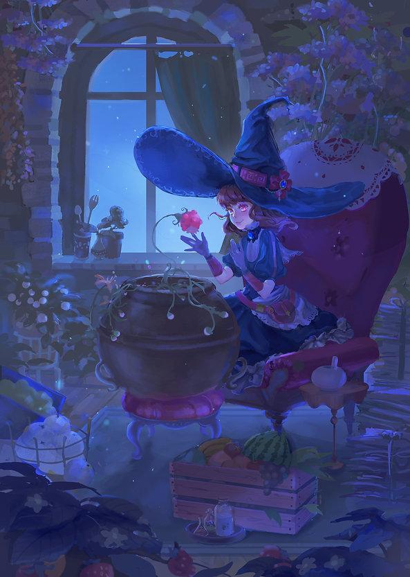 manga fruit witch.jpg
