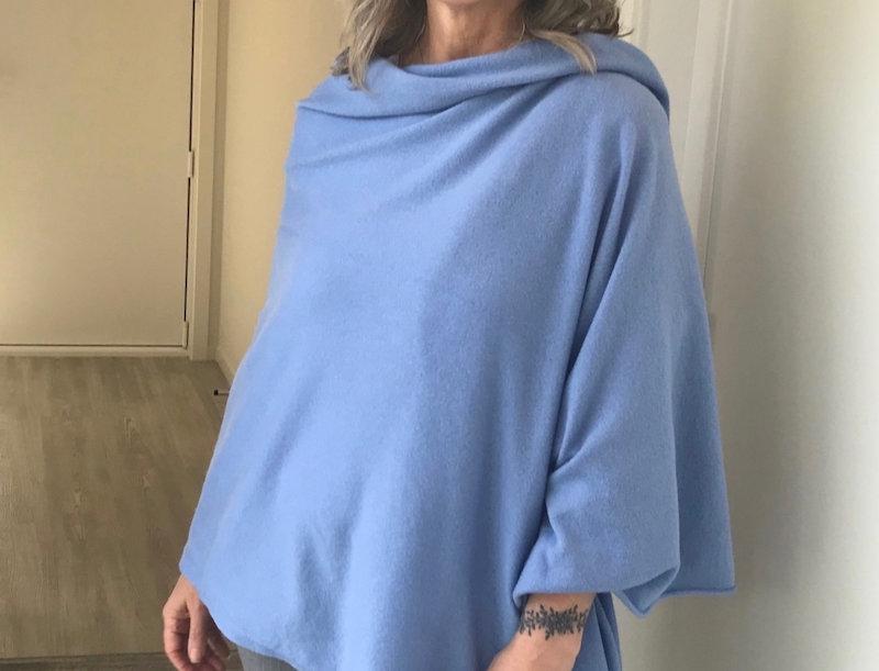 Ultimate Wrap - Cornflower Blue