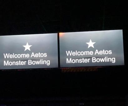 Halloween Bowling Bash