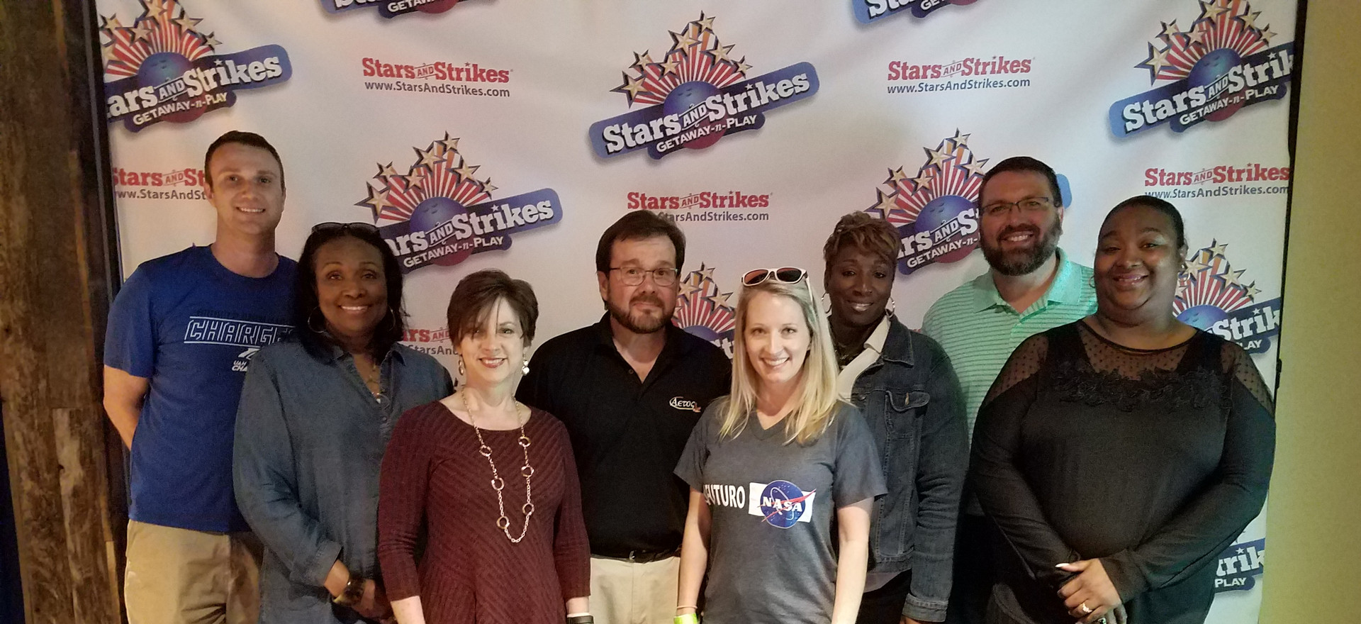OHC at Stars and Strikes
