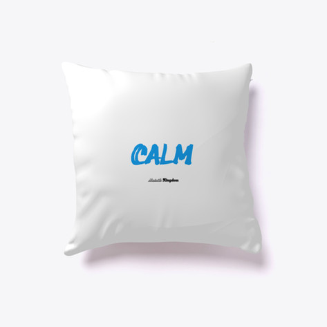 CALM - Coussin (32€)