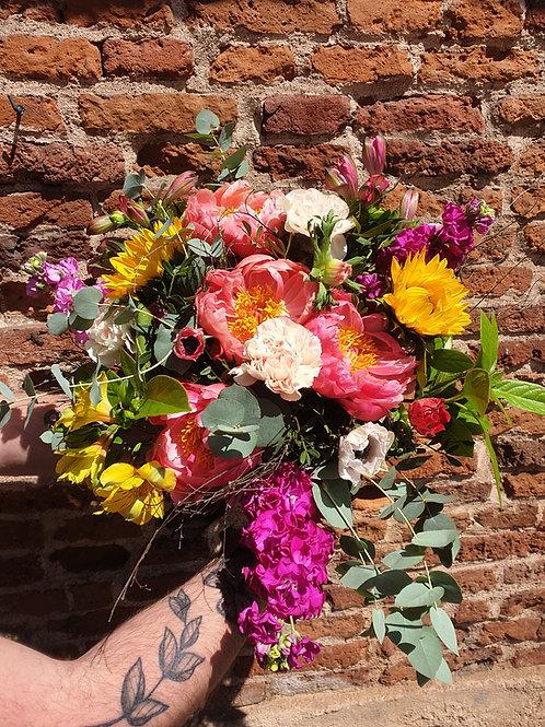 Bouquet Fleurs de France