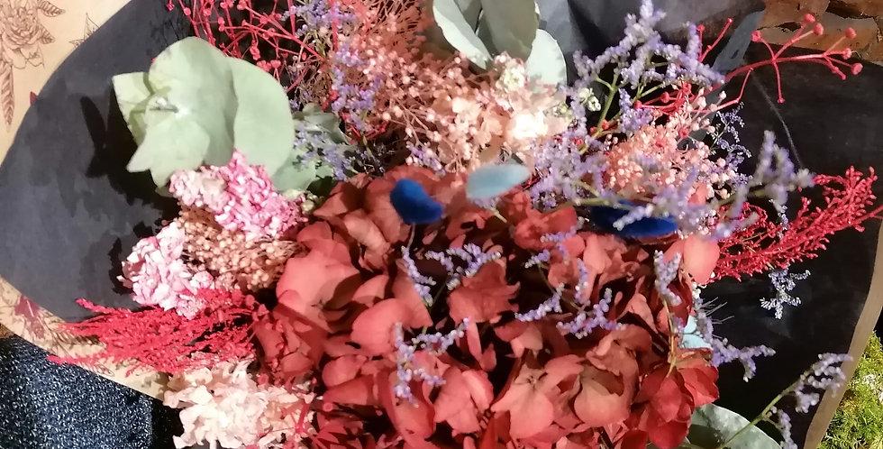 Bouquet rouille