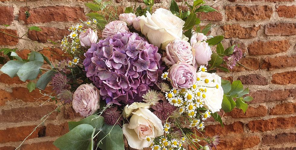 Bouquet fleurs de saison