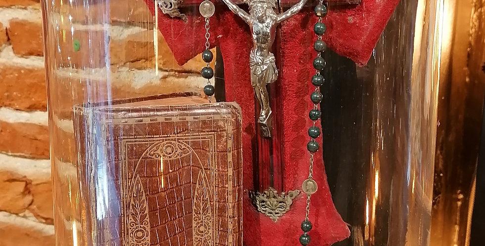 Crucifix religieux ancien