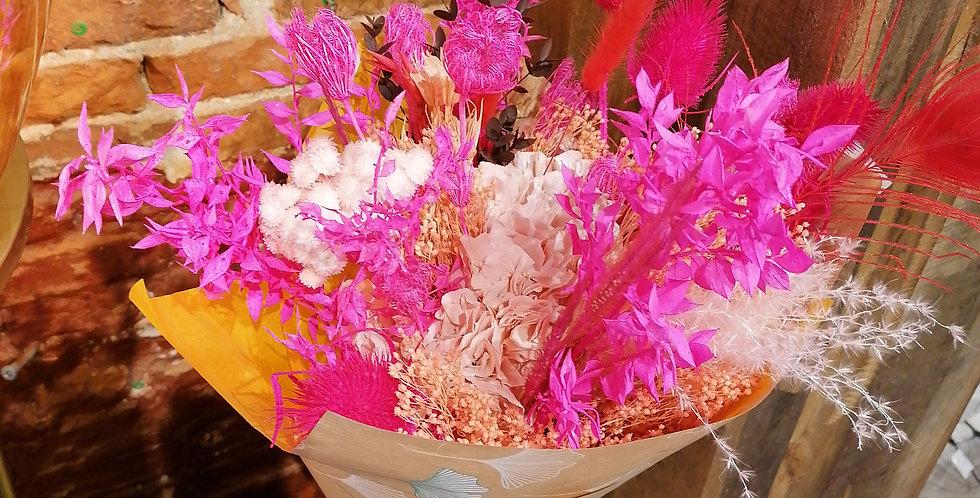 Le bouquet fou
