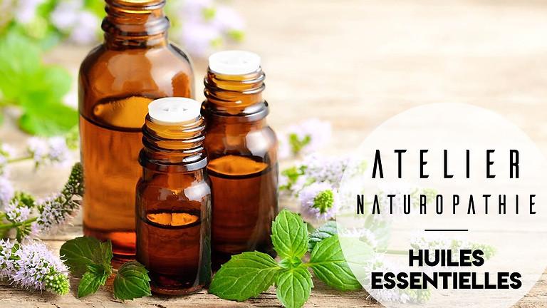Atelier naturopathie - Hydrolats et les huiles essentielles pour la peau