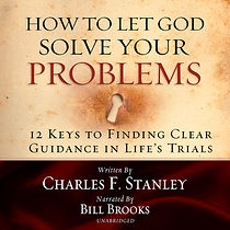 How to Let God Solve Your Problems #Audiobook cover