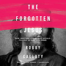 The Forgotten Jesus #Audiobook