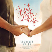 Just Look Up audiobook cover