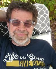 Larry Wayne_Life is Good Give Blood.JPG