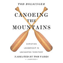 Canoeing the Mountains audiobook cover