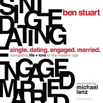 Single. Dating. Engaged. Married. #Audiobook cover