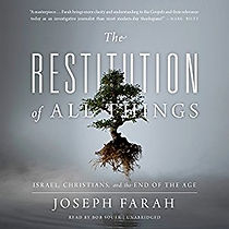 Restitution of All Things audiobook cover
