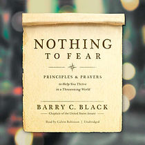Nothing to Fear audiobook cover