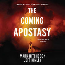 The Coming Apostasy Audio Cover