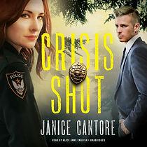 Crisis Shot Audiobook cover
