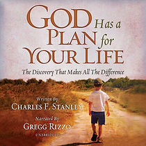 God Has a Plan for Your Life #Audiobook Cover